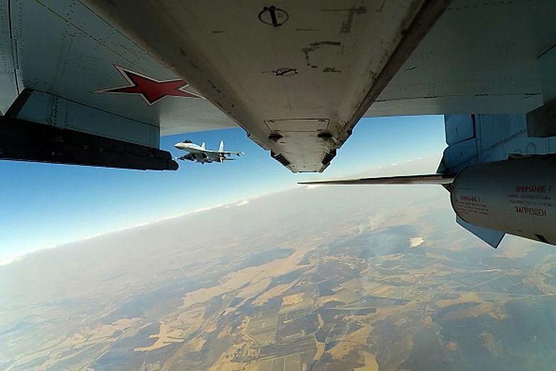 Rosja przeprowadziły naloty w Idlibie