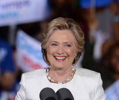 Hillary była pierwszą damą Stanów Zjednoczonych przez 8 lat