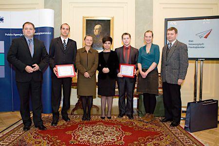 Mistrzowie innowacyjności nagrodzeni przez PARP