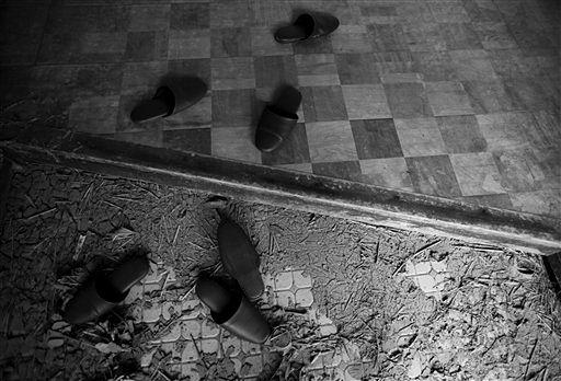 Straszna katastrofa, miasto umarło - zdjęcia
