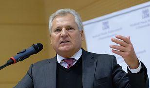 Kwaśniewski: nie ma politycznej i społecznej zgody na antyeuropejski kurs