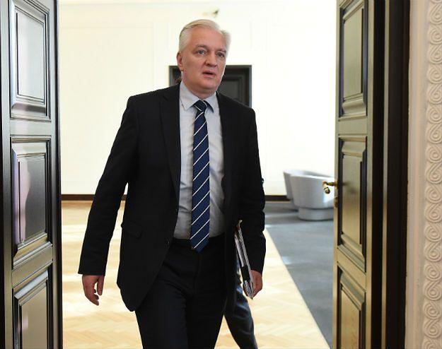 Jarosław Gowin proponuje płatne studia medyczne; Resort zdrowia: pomysł wymaga analiz