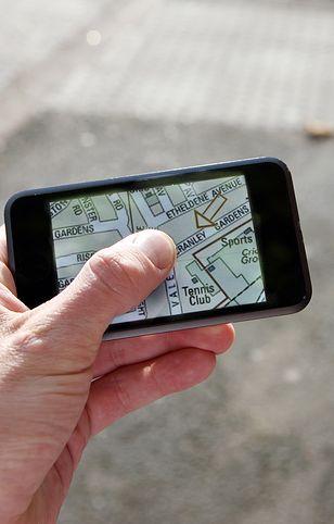Mózg nie działa jak GPS.
