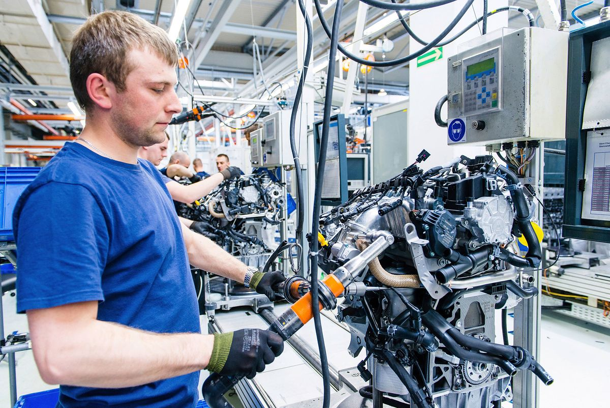 Fabryka Volkswagen Motor Polska w Polkowicach