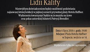 Hotel Haffner zaprasza na pokaz jednej z najlepszych, polskich projektantek i kreatorek mody - LIDII KALITY !
