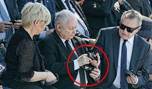 Jarosław Kaczyński miał już kiedyś podobny problem