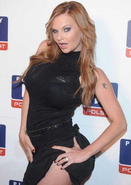 Tarra White - TOP 6: Najseksowniejsze czeskie aktorki - WP