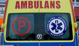 Na lotnisku w Kamieniu Śląskim spadła awionetka