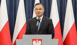 Andrzej Duda wiedział o kandydatach PiS do TK