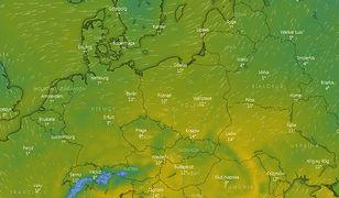 Prognoza pogody na najbliższe dni. Wysokie temperatury nad Polską.