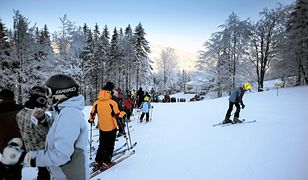 Szczyrk. Warunki dla narciarzy nie sa najlepsze