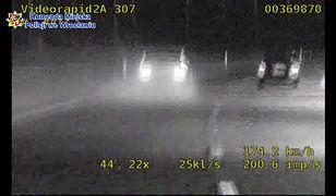 Wrocław. Uciekał kradzionym autem. Był pod wpływem amfetaminy