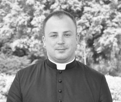 Ks. Piotr Pławecki przyjął święcenia w 2017 r.