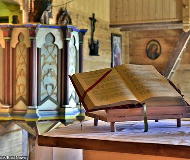 Akt wandalizmu w kościele w Rypinie