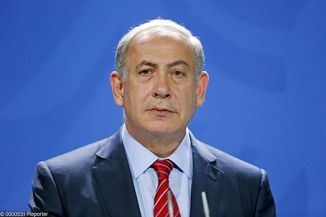 Izrael: antymuzułmanskie wpisy syna premiera Benjamina Netanjahu