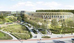 W Wilanowie powstanie gigantyczne centrum handlowe z oranżerią