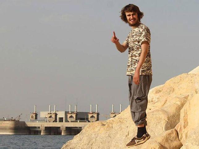 """""""Jack Dżihadysta"""" opuścił Wyspy w 2014 roku. Wcześniej przeszedł na Islam"""