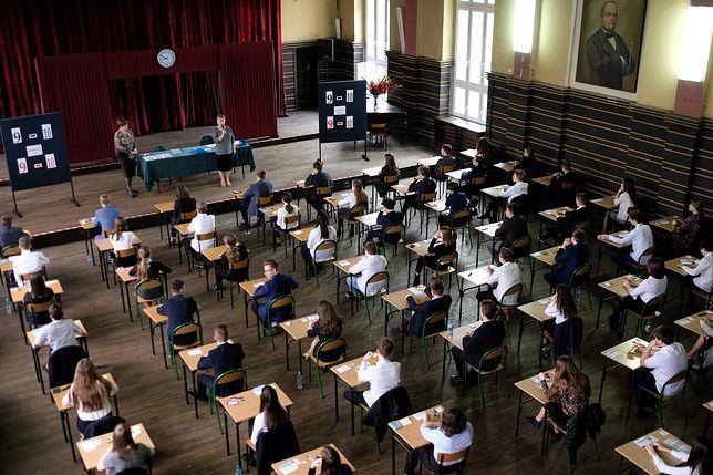 Ruszają egzaminy ósmoklasistów