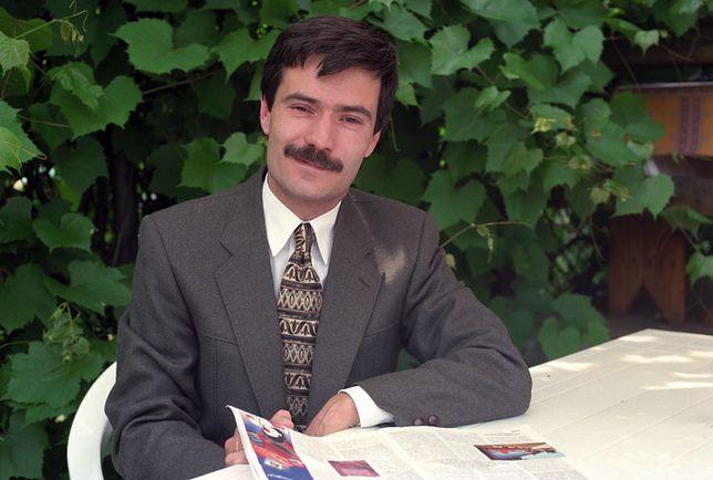 Krzysztof Leski w latach 90.