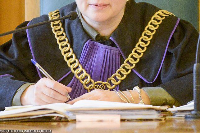 23 października sędzia Małgorzata J. spowodowała dwie kolizje
