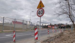 Bielsko-Biała. Pożądany prawoskręt. Rozbudowa skrzyżowania ulic Czerwonej i Niepodległości