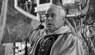 Koronawirus w Polsce. Zmarł ksiądz Julian Jóźwik. Był zakażony COVID-19