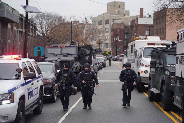 USA. Strzelanina w Jersey City. Są zabici i ranni