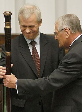 Marek Jurek marszałkiem Sejmu