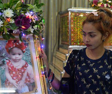 Jiranuch Trirat, matka powieszonej dziewczynki