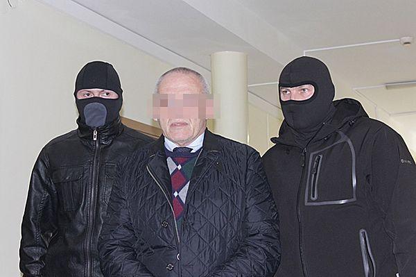 Były senator Aleksander G. aresztowany na 3 miesiące
