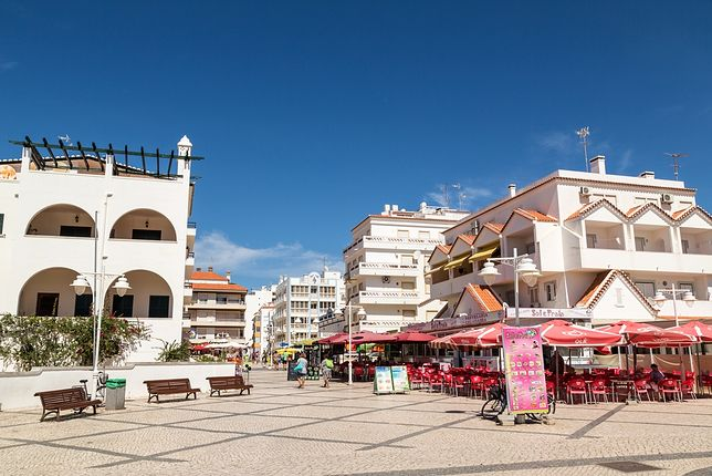 Wakacje w portugalskim Monte Gordo