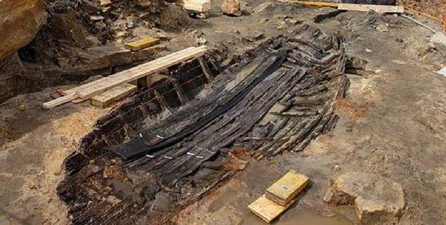 Niezwykłe odkrycie na budowie metra w Sydney