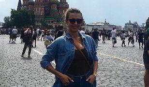 Siostra Roberta Lewandowskiego pojawiła się w Rosji. Będzie kibicować polskiej drużynie