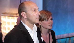 Izabela Olchowicz-Marcinkiewicz i Kazimierz Marcinkiewicz w 2011 roku