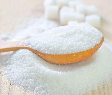 """Cukier nazywany jest 'białą śmiercią"""""""