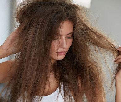 Odżywka do włosów wysokoporowatych skutecznie zabezpieczy końce pasm