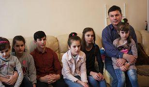 Ukraińska rodzina z Legnicy