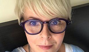 Karolina Korwin-Piotrowska dołączyła do akcji Wirtualnej Polski #OczekujeReakcji