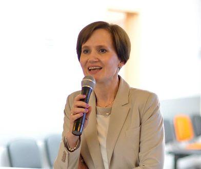 Aleksandra Wesołowska pomaga mamom