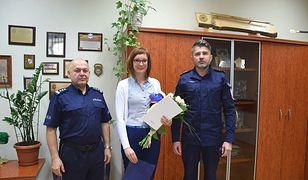 Kraków. Wyciągnęła obcą kobietę z płonącego samochodu