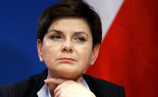 Beata Szydło: Platforma wykorzystała wypadek w Oświęcimiu w sposób niegodny