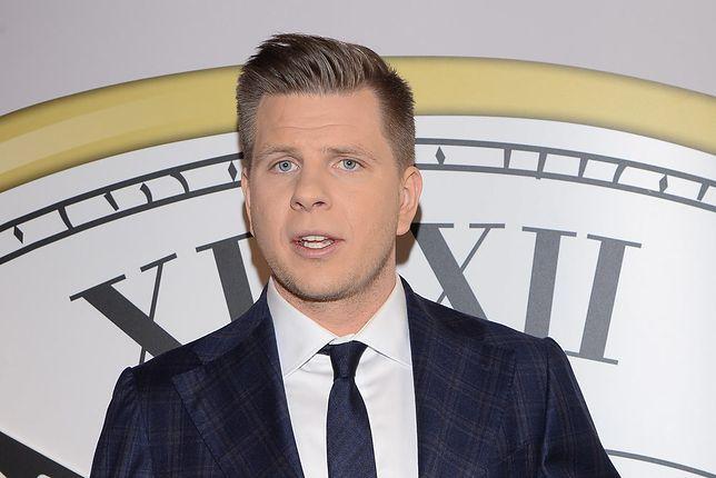 """Filip Chajzer zdementował plotki o rozstaniu w programie """"Big Brother"""" z Małgorzatą Ohme"""
