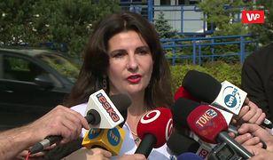 Szpital Powiatowy w Zakopanem. Rodzice zmarłych dzieci trafili na oddział