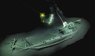 To najstarszy wrak odkryty w historii