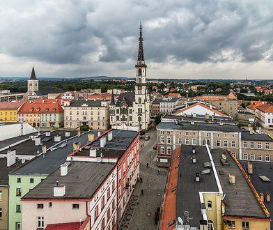W Ząbkowicach Śląskich żyje ok. 15 tys. mieszkańców
