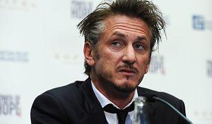 Sean Penn chce w pełni zaszczepionej ekipy na planie serialu