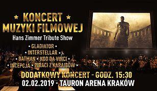 Koncert Muzyki Filmowej: Hanz Zimmer zagra największe przeboje w Krakowie