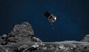 Sonda NASA Osiris-Rex wraca z Bennu. Przywiezie próbki sprzed 4,5 mld lat