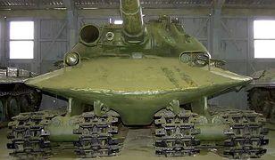 Tajemnice Zimnej Wojny (1). Obiekt 279 - ciężki czołg, który wygląda jak UFO