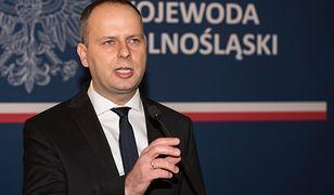 Paweł Hreniak, wojewoda dolnośląski